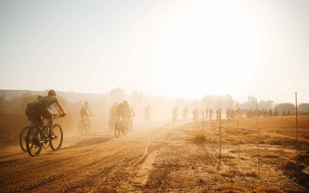 5 Tips for taking on your first 100km ride